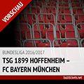 Bundesliga Tickets: TSG 1899 Hoffenheim – FC Bayern München (04.04.2017)