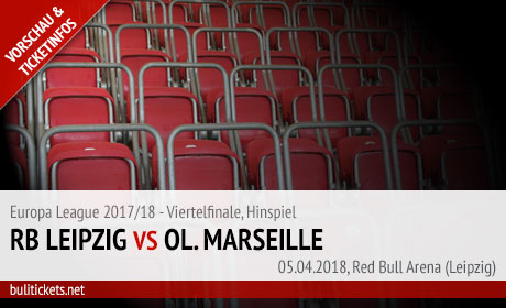 Leipzig - Marseille Tickets (05.04.2018)
