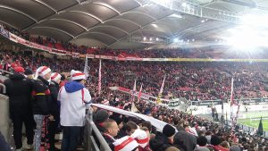 Bundesliga VfB Stuttgart Fans